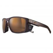 Julbo Shield Sonnenbrille Braun/Schwarz