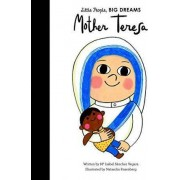 Mother Teresa by María Isabel Sánchez Vegara