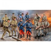Revell Figurka set WWI German/British/French (1914) + EKSPRESOWA WYSY?KA W 24H