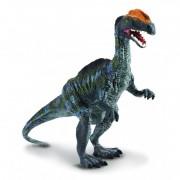 Figurina Dilophosaurus Blue L Collecta, 10 x 9 cm