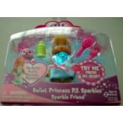 P.J. Sparkles Ballet Princess Sparkle Friend