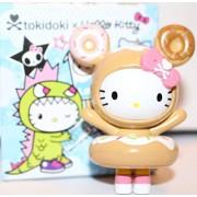 Tokidoki X Hello Kitty 2.5 Inch Vinyl Figure Donutella Kitty