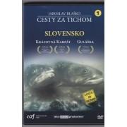 DVD Cesty za Tichom Slovensko/Kráµovná Karpát, Guláąka/