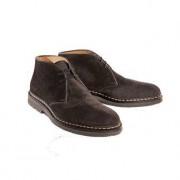 Heschung Chukka Boots, 11 - Dark Brown