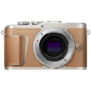 Aparat Foto Mirrorless Olympus PEN E-PL9, Body, 16.1 MP, Filmare Full HD (Maro)