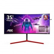 "AOC Gaming AG353UCG 35"" LED WQHD HDR 200Hz G-Sync Ultimate Curvo"