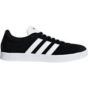 adidas VL Court 2.0 - sneakers - uomo - Black/White