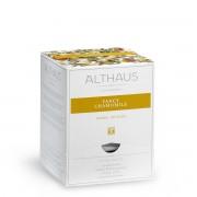 Ceai Althaus Fancy Chamomile Pyra Pack (15 plicuri piramida)