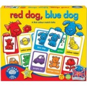 Jucarie educativa Orchard Toys Red Dog Blue Dog