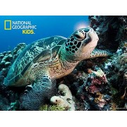 National Geographic Kids 63 piece 3D Puzzle Jigsaw Ocean Sea Turtle10520