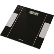 Cantar fitness Sencor SBS 5050BK, 150 kg, 100 g, Negru