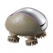 Aparat de masaj pentru scalp Breo iScalp mini Argintiu