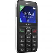 "Telefon mobil Alcatel 2008G 2G, 2.4"", Camera 2MP, 1400mAh, Black&White"