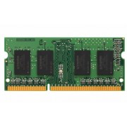 Kingston KVR16S11S8/4 - Geheugen - DDR3 (SO-DIMM) - 4 GB: 1 x 4 GB - 204-PIN - 1600 MHz / PC3-12800 - CL11