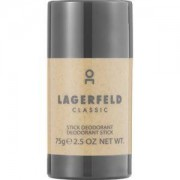 Karl Lagerfeld Parfums pour hommes Classic Homme Deodorant Stick 75 ml