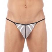 Gregg Homme ERUPT Pouch G String Underwear White 140014