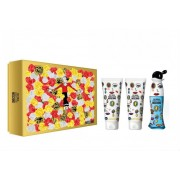 Moschino So Real Cheap & Chic Gift Set-EDT 50ml + Body Lotion 100ml + Shower Gel 100ml
