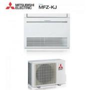 Mitsubishi Climatizzatore Condizionatore Mitsubishi Electric Inverter Pavimento Mfz-Kj50ve 18000 Btu