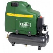 Compresor ECU 201/8/6 W, 1 PS, 1450 UPM