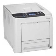 Лазерен цветен принтер RICOH SPC340DN,USB,LAN, A4, 1200х1200dpi, 25 стр/мин, RICOH-LJ-SPC340DN