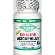 Bio Active Acidophilus Reface flora intestinala, intareste sistemul imunitar