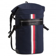 Rucsac TOMMY HILFIGER - Elevated Roll Backpack Stripe AM0AM04423 413
