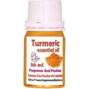 Fragrance And Fashion Turmeric Essential Oil Of 50 Ml (50 Ml)