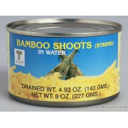 Bambuszrügy vízben