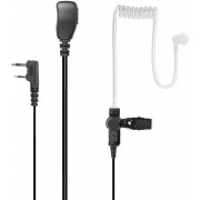 Portofoon Oortje / Walkie Talkie Headset voor Kenwood portofoons