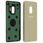 Clappio Tampa Traseira Dourada para Samsung Galaxy S9