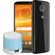"""Motorola Moto E5 Plus 6"""" Dual Sim 16GB+2GB Libre De Fabrica Gris+ Bocina"""