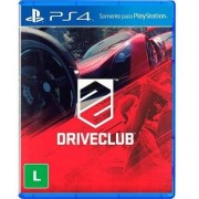 Game Ps4 Driveclub - Unissex