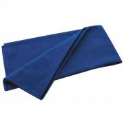 Travelsafe Toalha de microfibra para viagens azul da TS3051