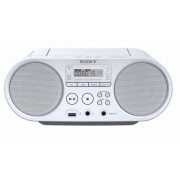 Sony ZS-PS50W - CD-Boombox - weiss