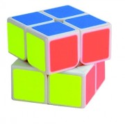 Toyzstation 2x2 Speed Cube Toys for Kids, Turns Quicker and More Precisely Than Original; Super-durable With Vivid Colors; Best-selling 2x2 Cube; Easy Turning and Smooth Play