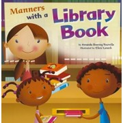 Manners with a Library Book, Paperback/Amanda Doering Tourville