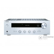 Amplificator radio stereo Onkyo TX-8020, argintiu