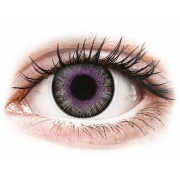 Vision ColourVUE Fusion Violet Gray - sin graduación (2 lentillas)