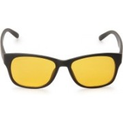 Fastrack Wayfarer Sunglasses(Orange)