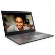 Лаптоп Lenovo IdeaPad 320 15.6 FullHD Antiglare N4200 up to 2.5GHz, 4GB DDR3, 1TB HDD, DVD, HDMI, Gigabit, WiFi, BT, HD cam, Onyx Black, 80XR011UBM