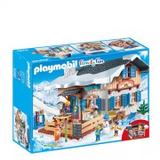 Playmobil Family Fun skihut 9280