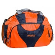 Travolic 17 inch/45 cm Duffles Bag Orange Travel Duffel Bag(Neon)