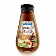 Quamtrax Nutrition Creme de Amendoim e Chocolate 0% Açúcar Quamtrax 400 g