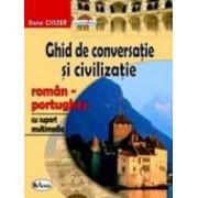 Ghid de conversatie si civilizatie roman-portughez cu suport multimedia