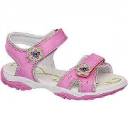 Cupcake couture Roze sandaal klittenbandsluiting Cupcake Couture maat 26
