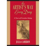 The Artist's Way Every Day: A Year of Creative Living, Paperback