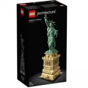 Конструктор ЛЕГО АРХИТЕКТУРА - Статуята на свободата, LEGO Architecture, 21042