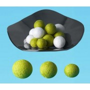 Foam ball lime 7cm