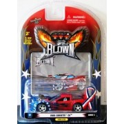 1BaddRide BLOWN 2005 Corvette C6 Support Our Troops Series 5 | Scale 1:64