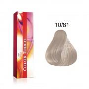 WP vopsea demi-permanenta COLOR TOUCH Rich Naturals 10/81, 60 ml